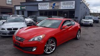 Used 2010 Hyundai Genesis Coupe GT 305HP, 19 INCH WHEELS for sale in Etobicoke, ON