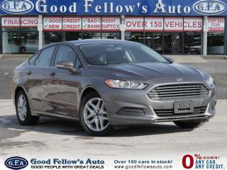 Used 2014 Ford Fusion SE MODEL, REARVIEW CAMERA, 1.6 LITER TURBOCHARGER for sale in North York, ON