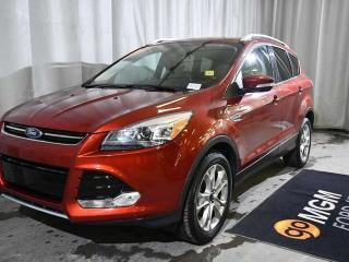 Used 2015 Ford Escape TITANM for sale in Red Deer, AB
