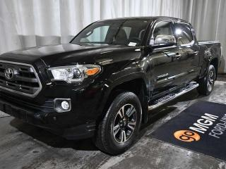 Used 2017 Toyota Tacoma LIMITED for sale in Red Deer, AB