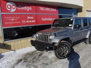 Used 2018 Jeep Wrangler JK Unlimited Sport 4-door 4x4 for sale in Edmonton, AB
