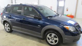Used 2004 Pontiac Vibe SOLD nice folks from Bognor ON for sale in Chatsworth, ON