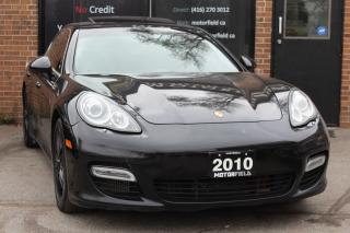 Used 2010 Porsche Panamera Turbo AWD *Sport Chrono, Carbon Trim, Ontario Car* for sale in Scarborough, ON