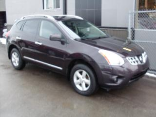 Used 2013 Nissan Rogue 4x4 AUTOMATIQUE + GARANTIE 3 ANS incluse for sale in Laval, QC