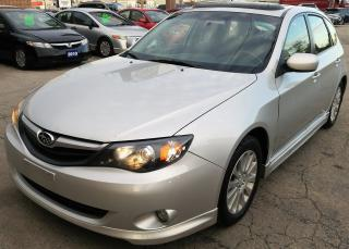 Used 2010 Subaru Impreza 2.5i for sale in Hamilton, ON
