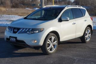 Used 2009 Nissan Murano LE AWD Leather - SunRoof - BackUp Camera! for sale in North York, ON