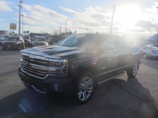 Used 2017 Chevrolet Silverado 1500 High Country for sale in Hamilton, ON