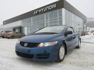 Used 2010 Honda Civic DX-G for sale in Corner Brook, NL