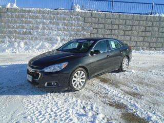 Used 2014 Chevrolet Malibu LT for sale in Fredericton, NB