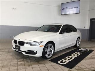Used 2014 BMW 328 for sale in Terrebonne, QC