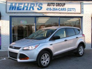 Used 2015 Ford Escape 2.5L Loaded No Accident All Maintenance Record for sale in Scarborough, ON