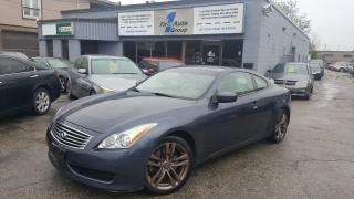 Used 2008 Infiniti G37 Premium NAVI, BACKUP CAM for sale in Etobicoke, ON