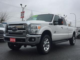 Used 2016 Ford F-350 FX4 TURBO DIESEL for sale in Langley, BC