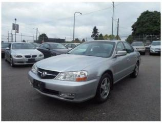 Used 2002 Acura TL for sale in Surrey, BC