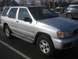 Used 2003 Nissan Pathfinder Chilkoot Edition  LOW LOW MILEAGE for sale in Mansfield, ON