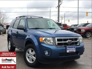 Used 2009 Ford Escape XLT**KEYLESS ENTRY**A/C for sale in Mississauga, ON