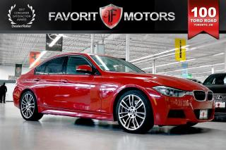 Used 2014 BMW 335i xDrive ///M Sport Pkg | HEATED SEATS | SUNROOF for sale in North York, ON