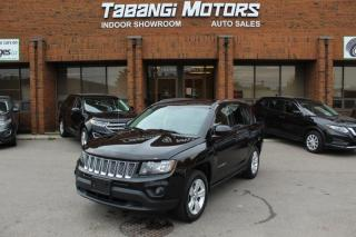 Used 2014 Jeep Compass 4X4 I LEATHER I POWER OPTIONS I KEYLESS ENTRY I CRUISE I BT for sale in Mississauga, ON