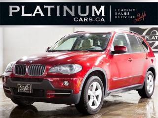 Used 2009 BMW X5 xDrive30i, NAVI, CAM, PANO ROOF, HEATED LTHR for sale in North York, ON
