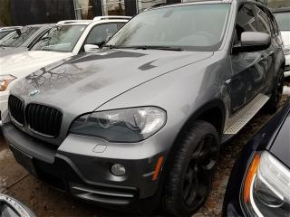 Used 2007 BMW X5 3.0si xDrive, PANO ROOF, PARK SENSORS, HEATED LTHR for sale in North York, ON