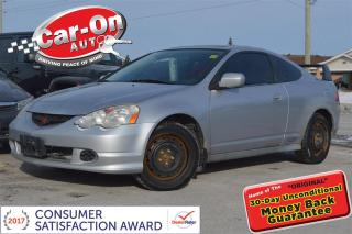 Used 2002 Acura RSX Type S 6 SPEED SUNROOF SPOILER LOTS OF UPGRADES for sale in Ottawa, ON