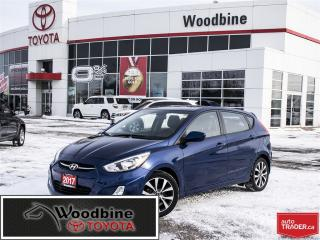 Used 2017 Hyundai Accent - for sale in Etobicoke, ON