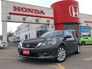 Used 2014 Honda Accord Sedan EX-L, beautiful shape, one owner for sale in Scarborough, ON