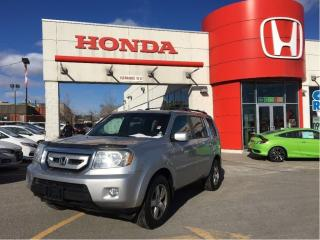 Used 2011 Honda Pilot EX-L, excellent condition, odometer in miles for sale in Scarborough, ON