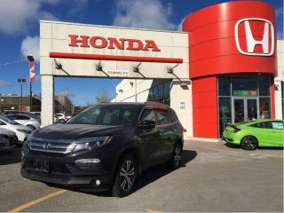 Used 2016 Honda Pilot EX-L, one owner, clean carproof report for sale in Scarborough, ON
