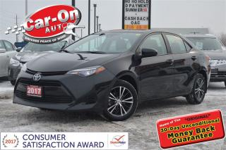 Used 2017 Toyota Corolla LE SUNROOF HTD SEATS CAM ADAPTIVE CRUISE for sale in Ottawa, ON