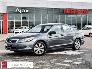 Used 2008 Honda Accord Sedan EX-L at Leather*Navigation*Heated Seats for sale in Ajax, ON