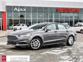 Used 2013 Ford Fusion SE Sedan Navigation*Heated Seats*Bluetooth* for sale in Ajax, ON