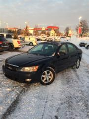 Used 2007 Hyundai Sonata GL V6 at V6*Accident Free for sale in Ajax, ON