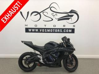 Used 2008 Suzuki GSX-R600 - No Payments For 1 Year** for sale in Concord, ON