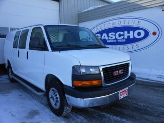 Used 2016 GMC Savana 2500 Cargo Van|Chrome PKG for sale in Kitchener, ON