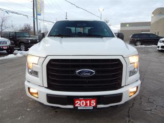 Used 2015 Ford F-150 XLT|NAV|BACK UP CAM|TONNEAU COVER| for sale in Burlington, ON
