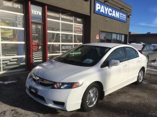 Used 2009 Honda Civic Hybrid for sale in Kitchener, ON