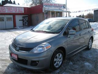Used 2009 Nissan Versa 1.8 S for sale in Cambridge, ON