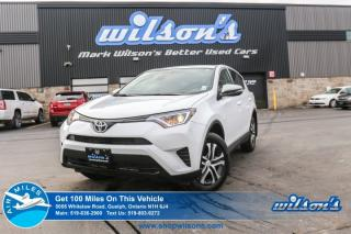 Used 2016 Toyota RAV4 LE AWD! BLUETOOTH! POWER PACKAGE! SUV for sale in Guelph, ON