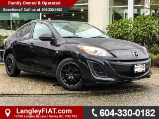Used 2010 Mazda MAZDA3 GS B.C OWNED! for sale in Surrey, BC