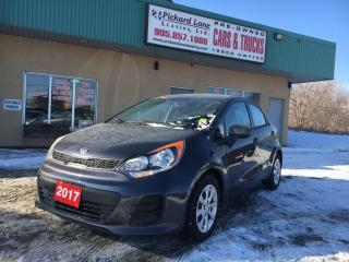 Used 2017 Kia Rio5 LX+ $111.43 BI WEEKLY! $0 DOWN! for sale in Bolton, ON