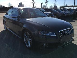 Used 2010 Audi S4 4dr Sdn S tronic Premium for sale in Coquitlam, BC