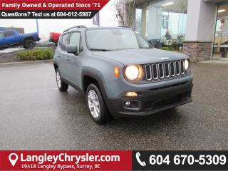 New 2017 Jeep Renegade North for sale in Surrey, BC