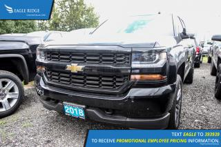 New 2018 Chevrolet Silverado 1500 Silverado Custom for sale in Coquitlam, BC