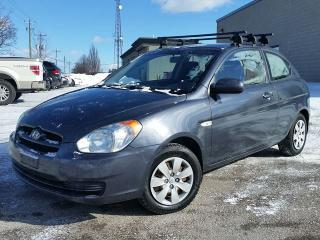 Used 2010 Hyundai Accent GL 5spd for sale in Cambridge, ON