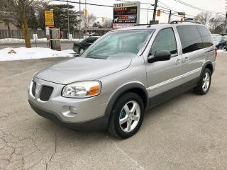 Used 2005 Pontiac Montana Sv6 w/1SC for sale in Mississauga, ON