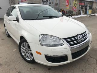 Used 2007 Volkswagen Jetta 2.5_Sunroof_Heated Seats_Power Seats for sale in Oakville, ON