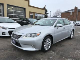 Used 2013 Lexus ES 300 ES300H Hybrid for sale in Brampton, ON