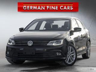 Used 2015 Volkswagen Jetta 2.0 TDI Highline Diesel *** Navigation for sale in Caledon, ON