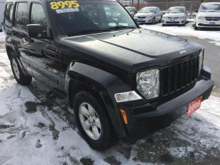 Used 2009 Jeep Liberty North Edition, 4X4 for sale in St Catharines, ON